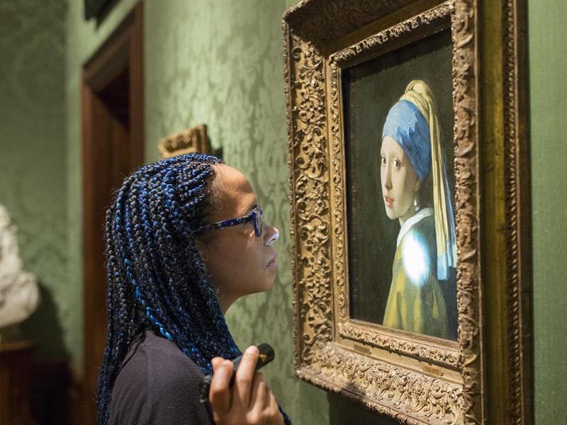 """Mysteriöse (Un-)Bekannte – Forscher rätseln um """"Mädchen mit dem Perlenohrring"""""""