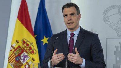 Spanische Regierung begnadigt neun katalanische Unabhängigkeitsbefürworter
