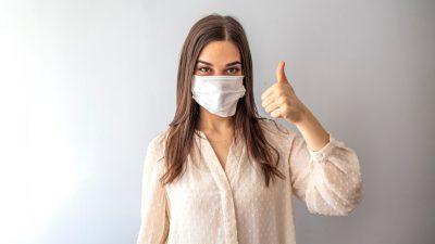 Gesichtsmasken: Tipps für richtige Anwendung und Reinigung
