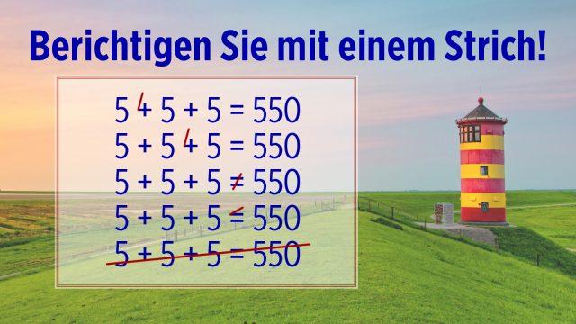 Ostfriesenabitur Aufgabe 3 - Lösung Mathe 1 bis 5