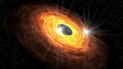 """Mysteriöse Radio-Signale: Forscher beobachten """"funkelndes Herz der Milchstraße"""""""