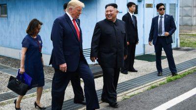 Pompeo: US-Mission in Nordkorea bleibt unverändert – unabhängig von der Führung