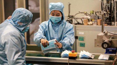 """""""Tofu-Dreg-Engineering"""": Jede fünfte Schutzmaske aus China ist nicht nutzbar"""
