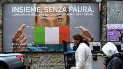 Italien: Corona-Folgen könnten im Herbst eskalieren – Proteste und Unruhen befürchtet