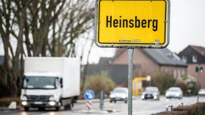 "Verschwörung gegen den Lockdown? Laschet und PR-Agentur wegen ""Heinsberg-Protokolls"" unter Beschuss"