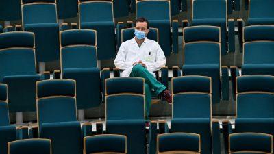 Italienische Ärzte und Patienten: Die Genesung von COVID-19 kann Monate dauern