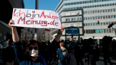 """Gründerin Victoria Hamm verlässt """"Widerstand 2020"""": Corona-Protestpartei will sich neu aufstellen"""