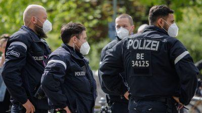 Deutschland: Nur selten Beschwerden gegen Polizeibeamte wegen Rassismus