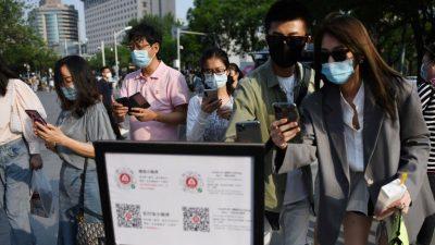 """""""Süddeutsche"""": China wird zur Digital-Diktatur – totale Überwachung durch Corona-App"""