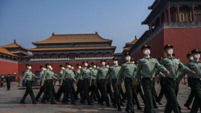 """""""China Standards 2035"""": Peking nutzt Pandemie aus und exportiert seine Standards in andere Länder"""