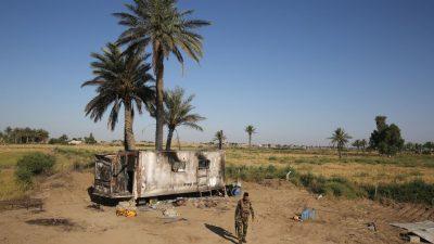 Irak: Terrormiliz IS meldet sich mit Angriffen zurück – Experten gehen von 3.000 Kämpfern aus