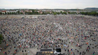 Berlin: Querdenken 711 demonstriert Samstag gegen Corona-Politik – 22.000 Menschen erwartet