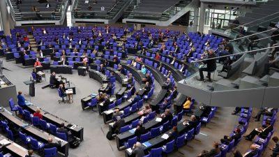 """Bundestag befasst sich mit """"Arbeitsbedingungen in der Fleischindustrie"""""""