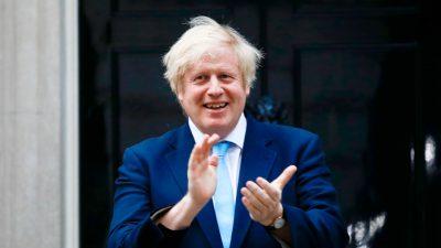 """""""Project Defend"""": Boris Johnson will Eigenproduktion stärken, um Abhängigkeit von China zu reduzieren"""