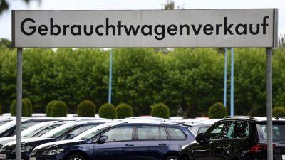 BGH-Urteil stärkt Dieselfahrer: Käufer erhalten Kaufpreis abzüglich Kilometergeld