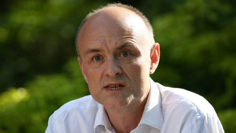 Britischer Staatssekretär tritt aus Protest gegen Cummings Corona-Verstoß zurück