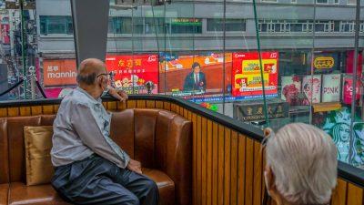 """Sicherheitsgesetz bringt """"dunkle Zeiten"""": Hongkonger Finanzexperte über Hintergründe und Folgen"""