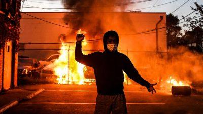 """Trump: """"USA werden Antifa zu terroristischer Organisation erklären"""""""