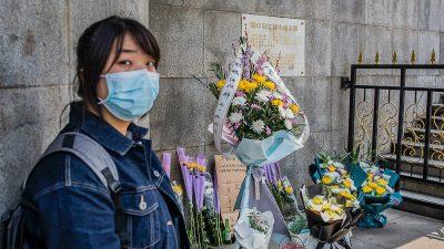Wut und Trauer wächst: Opfer der Pandemie wollen das Regime in China zur Rechenschaft ziehen