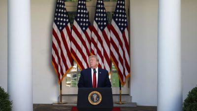 USA fordern Untersuchung von Chinas Gebaren in Corona-Krise – Zieht EU sich aus der Affäre?