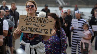 """Übergriffe gegen """"Ordnungsamt-Nazis"""" in Köln – Corona-Maßnahmen in vielen Großstädten missachtet"""