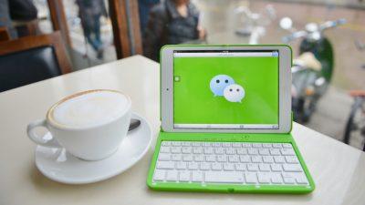 WeChat überwacht seine Nutzer im Ausland, um die Zensur in China zu verbessern