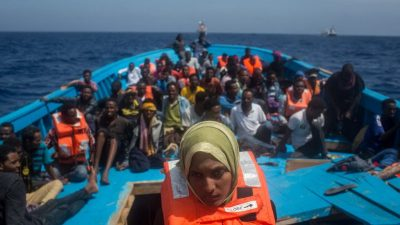 Bootsmigranten und Corona: Bewohner von Lampedusa fühlen sich von Italien und Europa allein gelassen