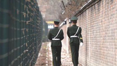 Chinas verschwundene Helden und das Schweigen des Westens