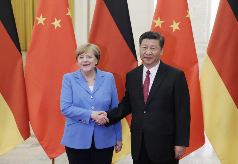Ausschussvorsitzende: Merkel darf zu Menschenrechtsverstößen in China nicht schweigen