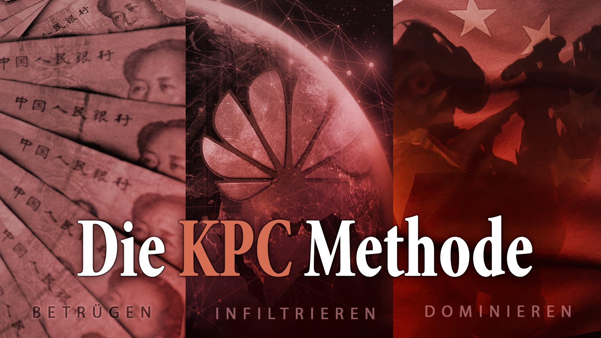 Die KPC-Methode: Exklusiv–Doku enthüllt die globale Agenda der Kommunistischen Partei Chinas