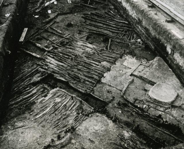 Ausgrabung im Blautal