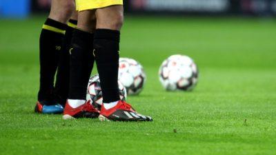 1. Bundesliga: Dortmund mit Kantersieg in Paderborn