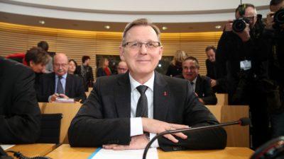 Ramelow: Linke sollte Haltung zu Einsätzen mit UN-Mandat überdenken