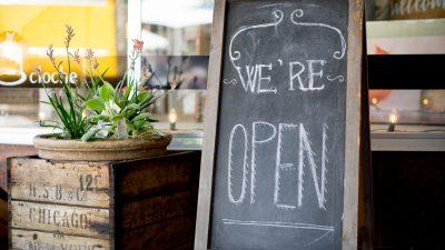 Mecklenburg-Vorpommern: Restaurants dürfen Samstag wieder öffnen