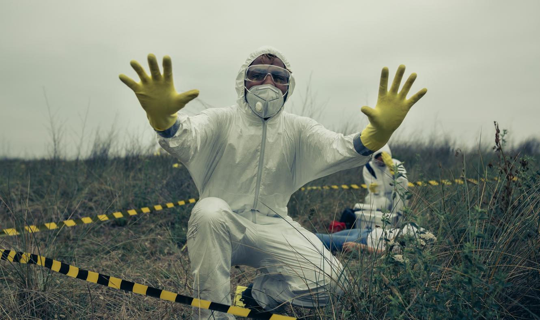 """Correctiv bestätigt: """"Ja, auch Infizierte, die gewaltsam sterben, werden in die RKI-Statistik aufgenommen"""""""