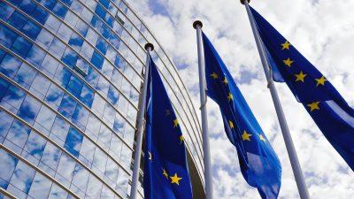 EU-Kommission will 500 Milliarden Euro Plan von Merkel und Macron plus 250 Milliarden weiterer Kredite umsetzen