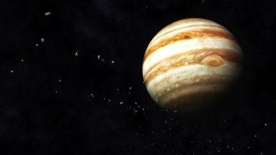 Beifang der planetaren Verteidigung: Trojanischer Jupiter-Asteroid-Komet entdeckt