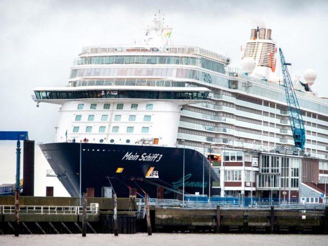Corona-Infektionen auf TUI-Kreuzfahrtschiff möglicherweise nur Fehlalarm