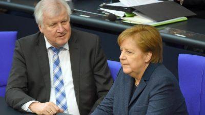 """""""taz""""-Artikel: Grüne und Linke kritisieren Seehofers angekündigte Anzeige – Bundeskanzlerin schaltet sich ein"""