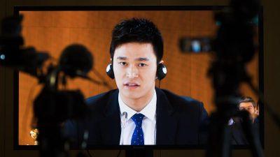 Medien:Sun Yang zieht nach Cas-Sperre vor Bundesgericht
