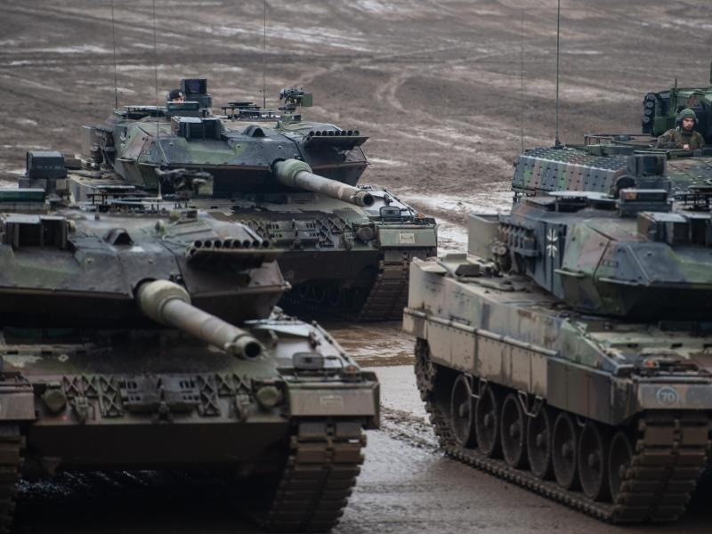 Deutsche Rüstungsexporte um ein Viertel gesunken – Ungarn bester Kunde