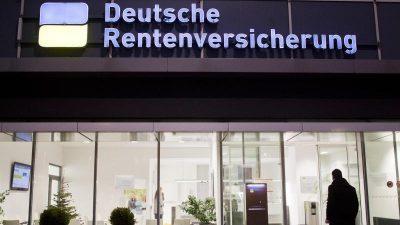 Rentenversicherung zahlt wegen Krise unterbelegten Reha-Einrichtungen 115 Millionen Euro