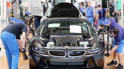 Stellantis und BMW spüren zusehends den Materialmangel