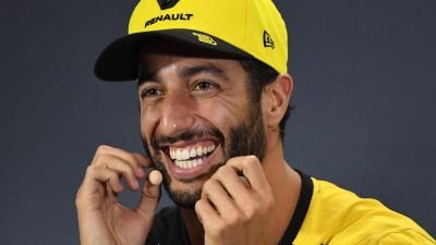 Ricciardo wechselt von Renault zu McLaren