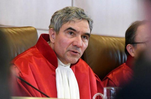 Bundesverfassungsgerichtspräsident: Deutschland nicht im Ausnahmezustand