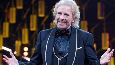 """Thomas Gottschalk feiert live 70. Geburtstag – ZDF verschiebt """"Wetten, dass..?""""-Sonderausgabe"""