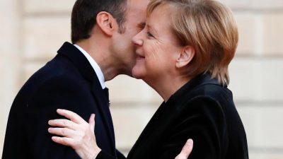 Berlin und Paris wollen kreditfinanzierten EU-Wiederaufbaufonds von 500 Milliarden Euro