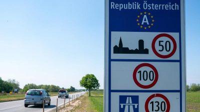 """""""Mini-Schengen"""": Österreich und Nachbarn planen Grenzöffnung ab Mitte Juni"""