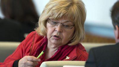 NDR: Linksextreme Verfassungsrichterin Borchardt soll zu Unrecht Geld aus Staatskasse bezogen haben