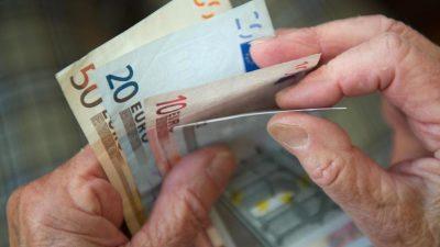 Rentenkasse: Corona-Krise lässt Nachhaltigkeitsrücklage sinken
